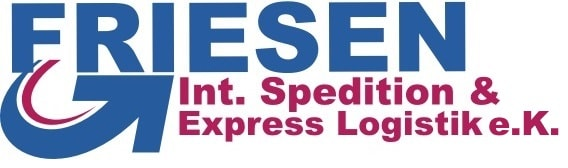 FRIESEN int. Spedition & Express Logistik e.K. Firmenlogo